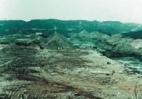 Fot. 3. Kopalnia Primorska w dniu 21 stycznia 2002 r. (wznowiono wydobycie mimo kosztów przewyższających aktualne ceny zbytu surowca).fot. Marek Trocha